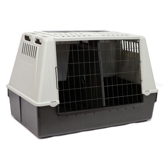 Transportbench voor twee honden maat L - 536116