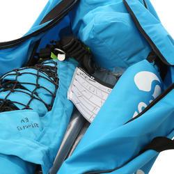 Beach tennis net blauw - 536122