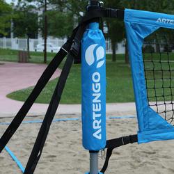 Beach tennis net blauw - 536128