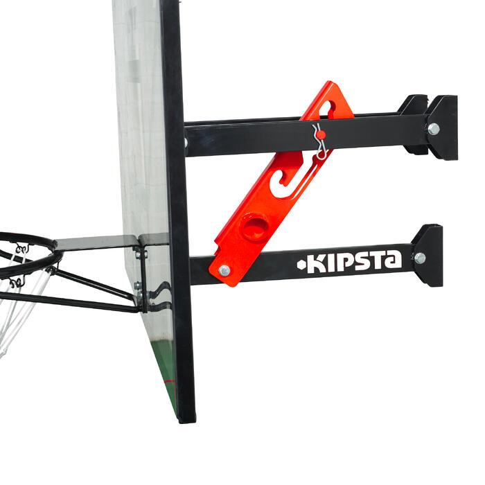 Muurbeugel voor basketbalbord
