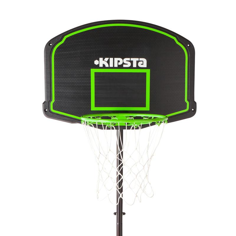 panier basketball enfant b200 noir vert decathlon martinique. Black Bedroom Furniture Sets. Home Design Ideas