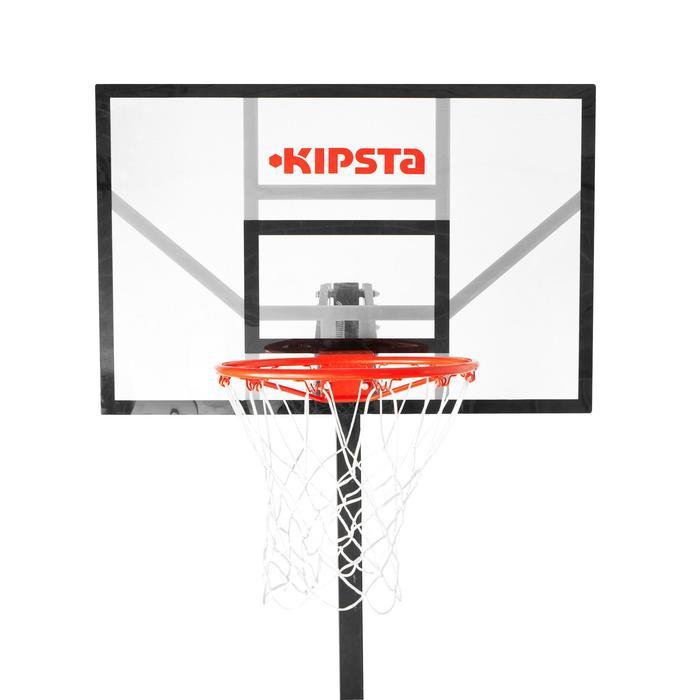 Panier de basket enfant/adulte B700. 2,40m à 3,05m. 7 hauteurs de jeu. - 536368