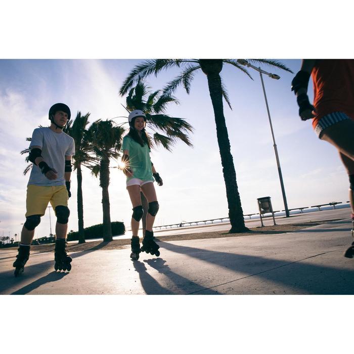 Fit 3 Women's Fitness Inline Skates - Black/Fuchsia - 536688