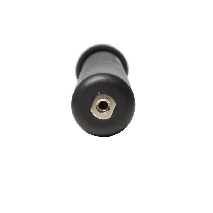 Pompe à main 300 noire avec supports - 54028