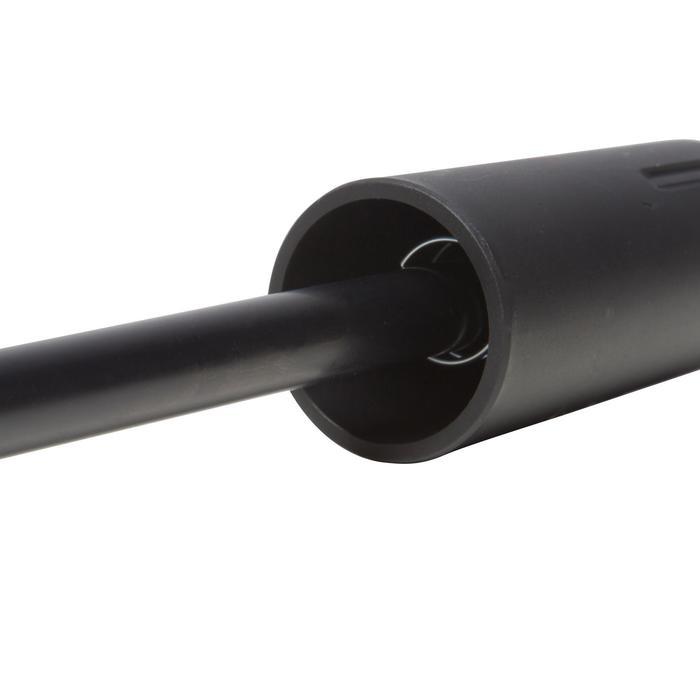 Pompe à main 300 noire avec supports - 54030