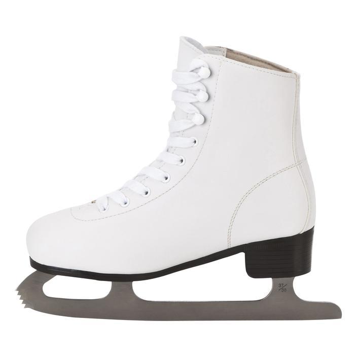 Patins à glace femmeARTISTIC 0 blanc - 541744