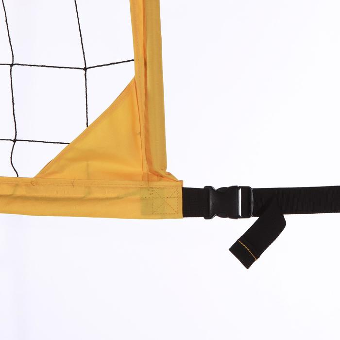 Set de vóley playa BV900 amarillo