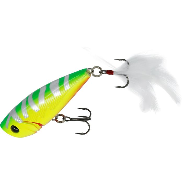 poisson nageur flottant popper BULLER 60 BLACK BASS - 54236