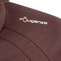 Softshell jas voor kinderen, ruitersport - 542519