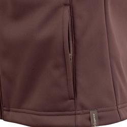 Softshell jas voor kinderen, ruitersport - 542521