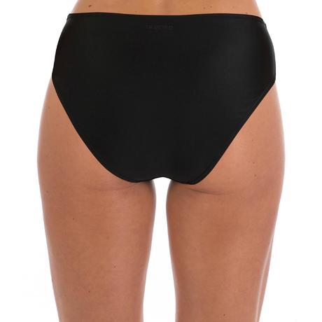 bas de maillot de bain de surf femme taille haute romi noire tribord. Black Bedroom Furniture Sets. Home Design Ideas