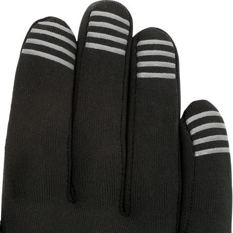 gants enfant keepwarm d perlant noir kipsta. Black Bedroom Furniture Sets. Home Design Ideas