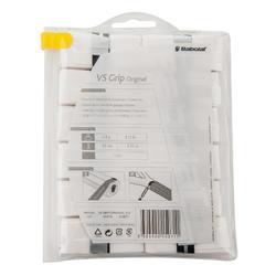 Griffband Tennisschläger Overgrip VS 12er Pack weiß