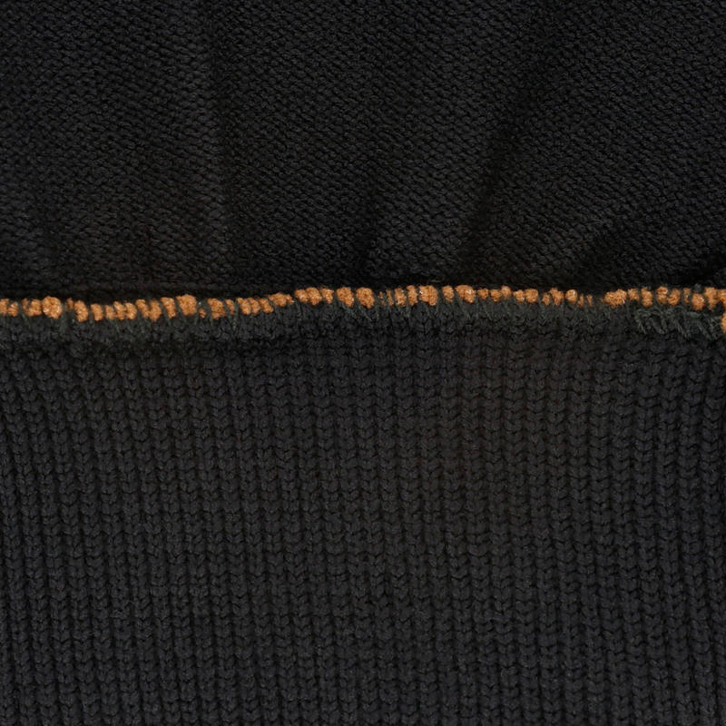 Keepwarm Adult Seamless Gloves - Black