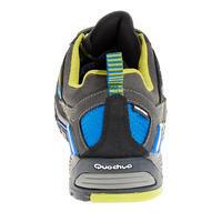 Forclaz 700 Men's Low Waterproof Hiking shoes - Blue