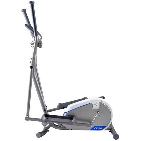 V lo elliptique ve 130 domyos by decathlon - Roue d inertie velo elliptique ...