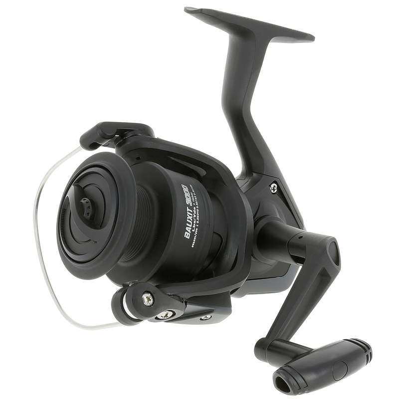 SPINNING REELS 2000 TO 3000 AND CASTING - bauxit 3000 light fishing reel CAPERLAN