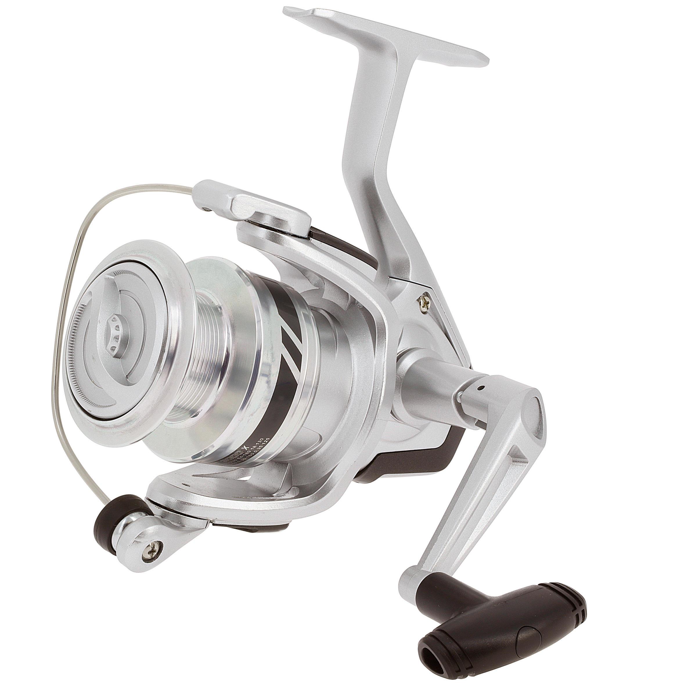 Moulinet léger pêche au lancer BAUXIT3000 X