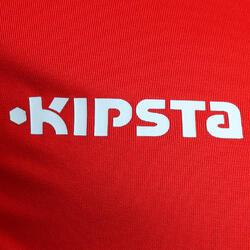 Voetbalshirt met lange mouwen voor kinderen F500 - 54702