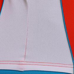 Voetbalshirt met lange mouwen voor kinderen F500 - 54704