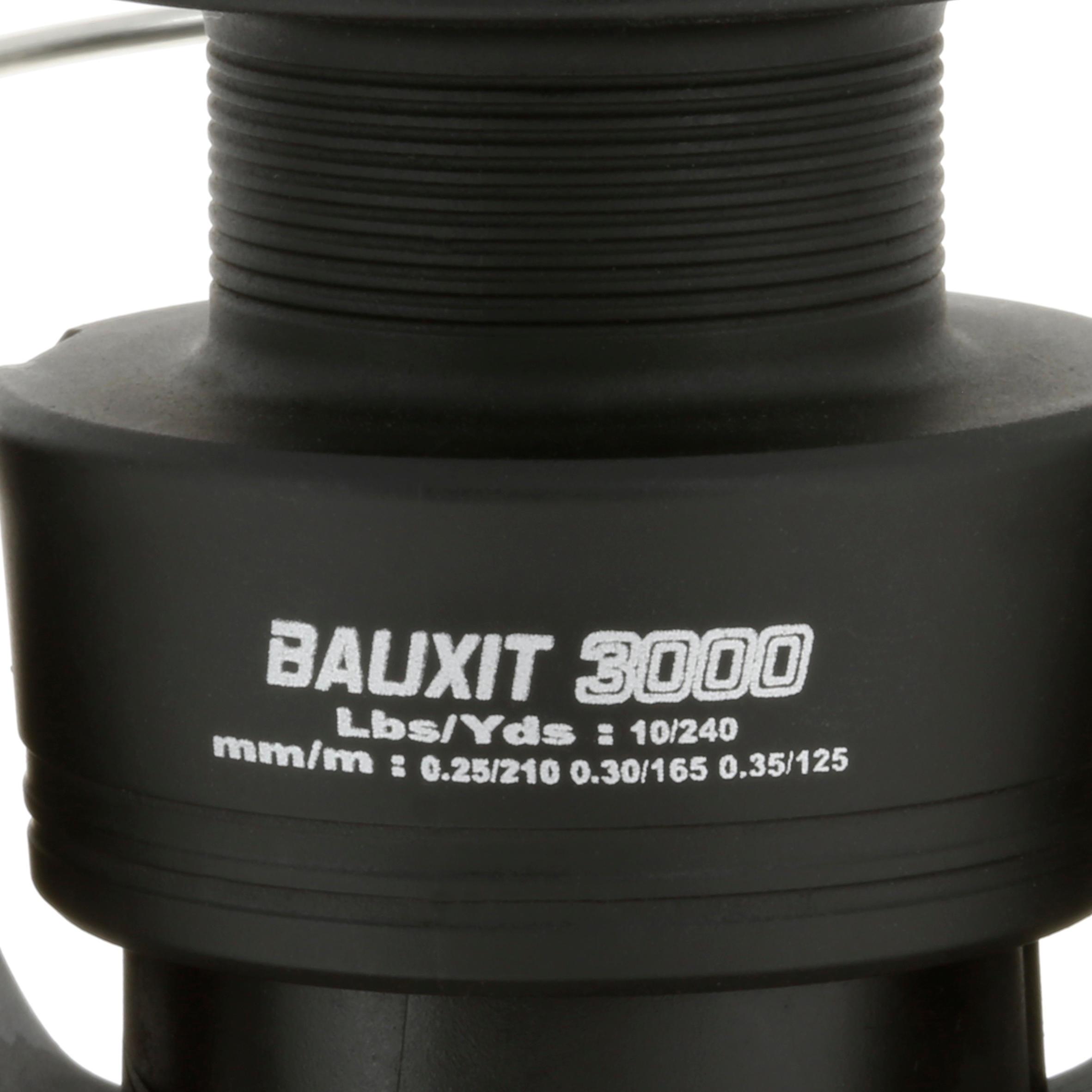 BAUXIT 3000 light fishing reel