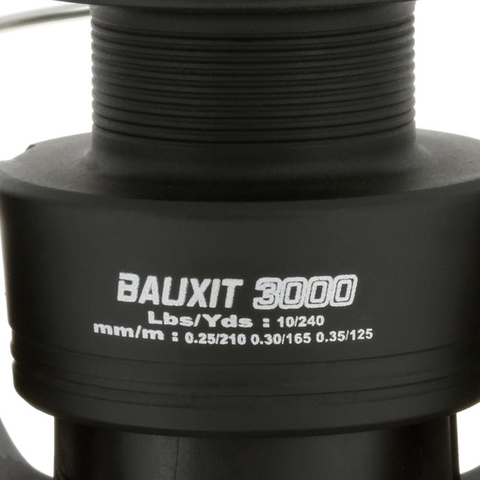 Angelrolle Bauxit 3000 leicht