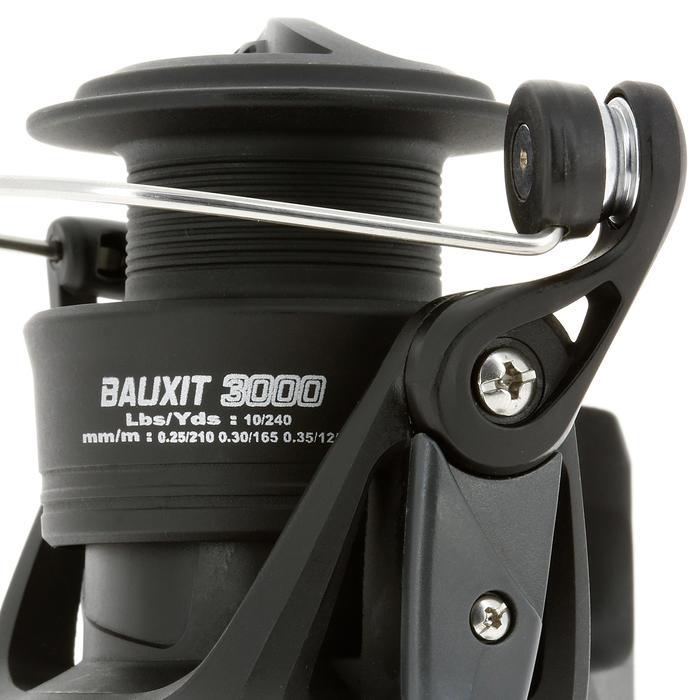 moulinet light pêche BAUXIT 3000 - 54791