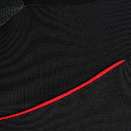Keepwarm Kids Warm Water Repellent Long Sleeve Base Layer - Black