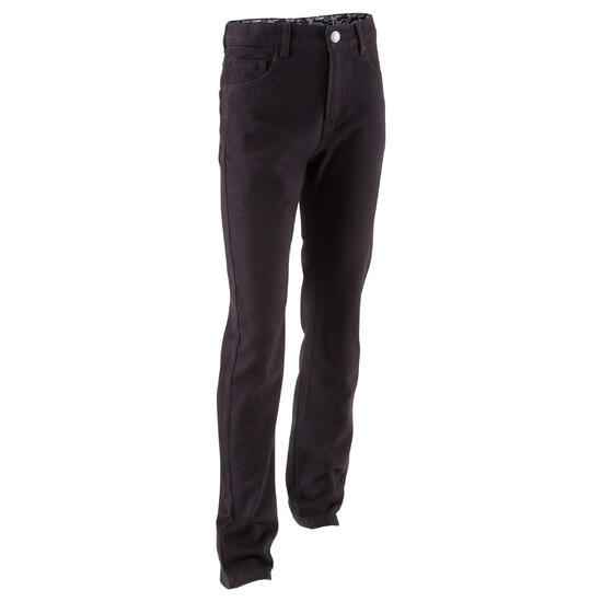 Skate jeans Fit voor kinderen - 549356