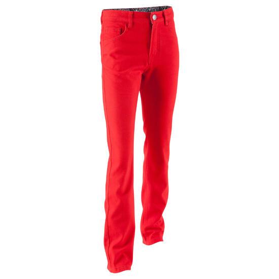 Skate jeans Fit voor kinderen - 549361
