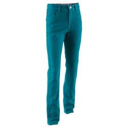 Skate jeans Fit voor kinderen - 549367