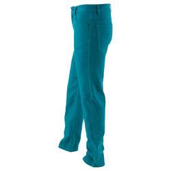 Skate jeans Fit voor kinderen - 549370