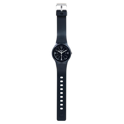 שעון ספורט אנלוגי A300 M SWIP - שחור