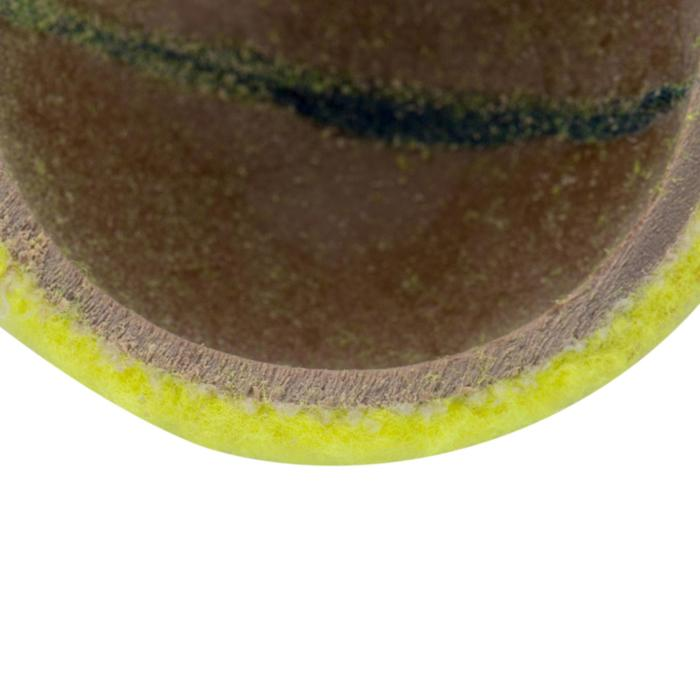 BALLES DE TENNIS COMPETITION US OPEN*4 BIPACK JAUNE
