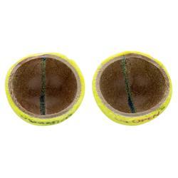 Tennisbälle US Open 2×4 gelb