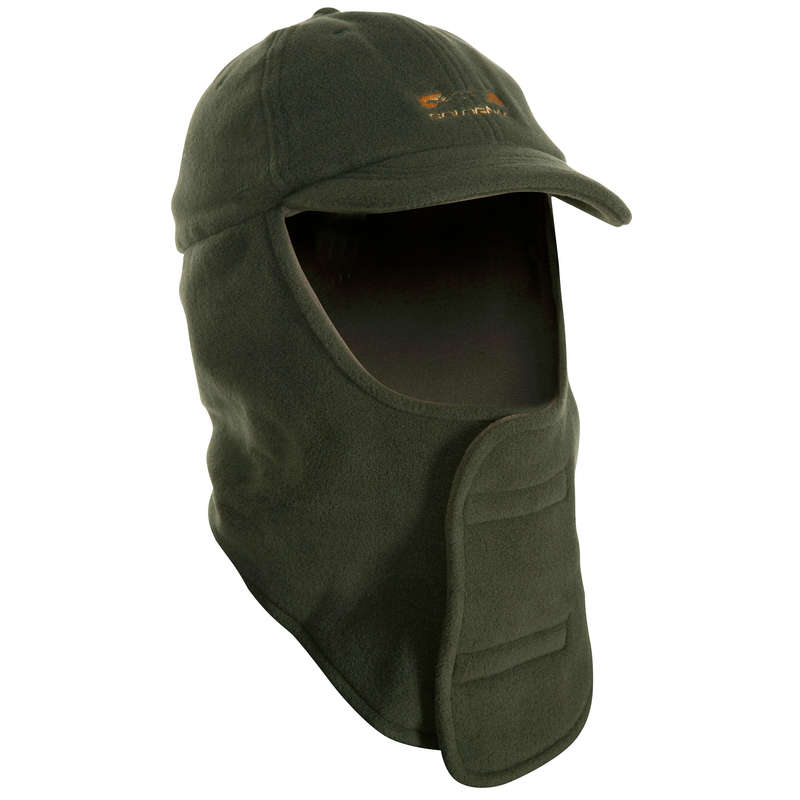 WARM GLOVES/BEENIES/HOODS Shooting and Hunting - 100 BALACLAVA CAP SOLOGNAC - Hunting and Shooting Clothing
