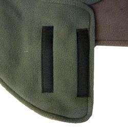 Casquette cagoule chasse 100 verte