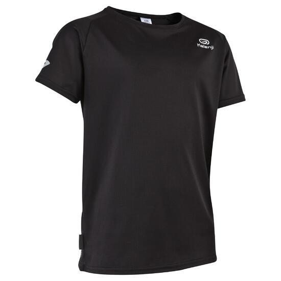 T-shirt Run Dry voor kinderen, voor hardlopen - 550374