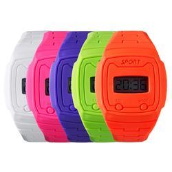 Reloj deporte digital mixto SLIM WATCH