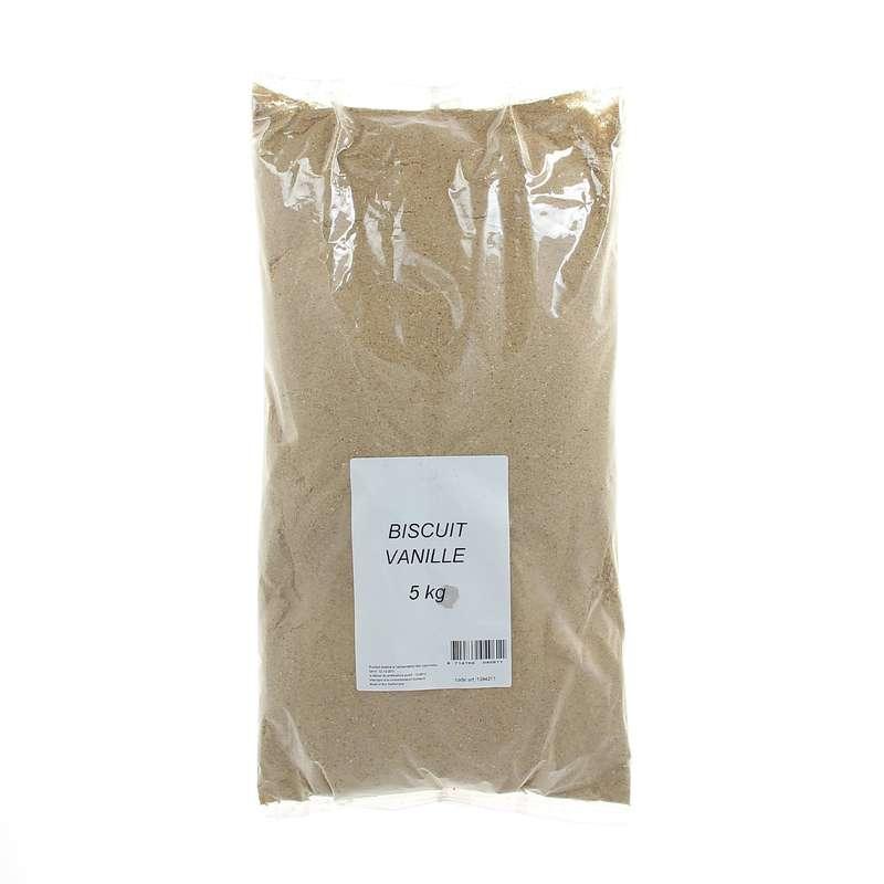 LISZT Horgászsport - Vaníliás keksz, 5 kg CAPERLAN - Finomszerelékes horgászat