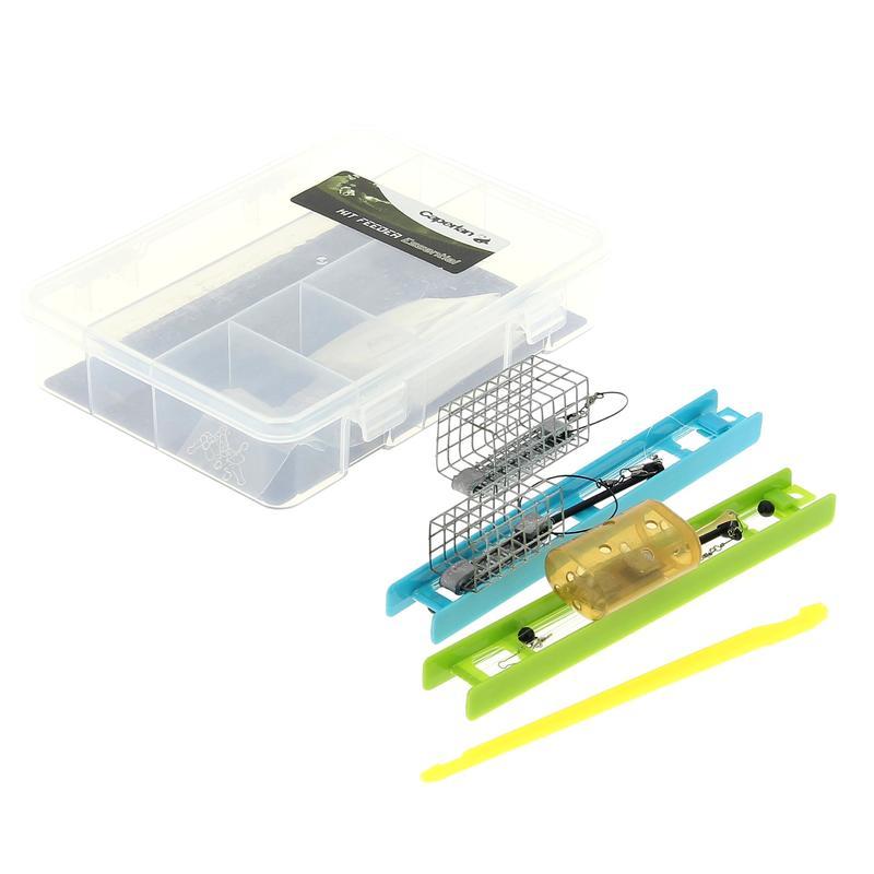 Kit accesorios para pesca CON FEEDER