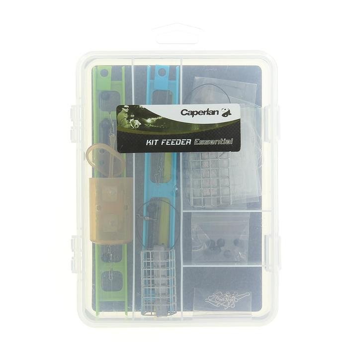 Kit accessoires pêche au feeder KIT ACC FEEDER - 551514