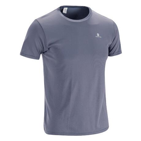 Para Camiseta Fitness Gris Fts100 Hombre Cardio De xECWdeQrBo