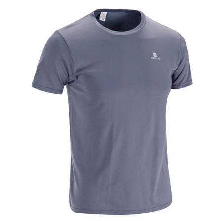 FTS100 Fitness Cardio T-Shirt - Grey