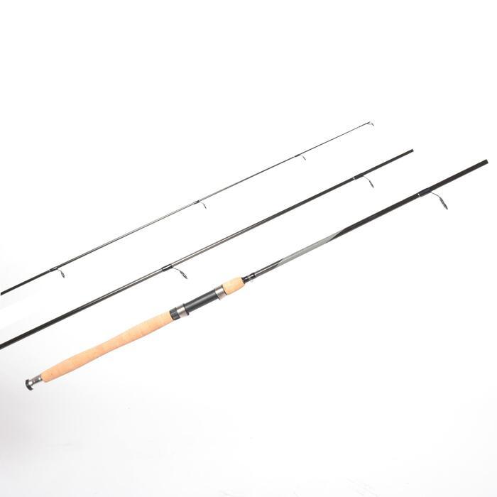 Hengel voor vissen met dood aas Spoon 300 ellerling