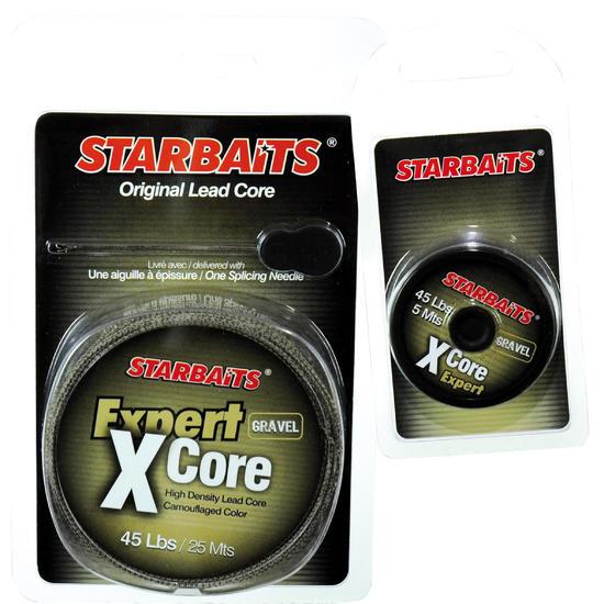 Onderlijn karpervissen X CORE 45 LBS - 55318
