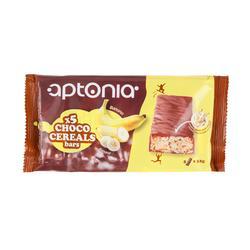 Graanreep CHOCO CEREALS chocolade/banaan 5x32g
