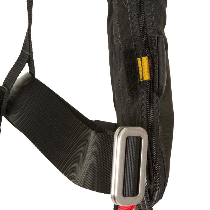 Opblaasbaar reddingsvest volwassenen LJ150N Air met harnas
