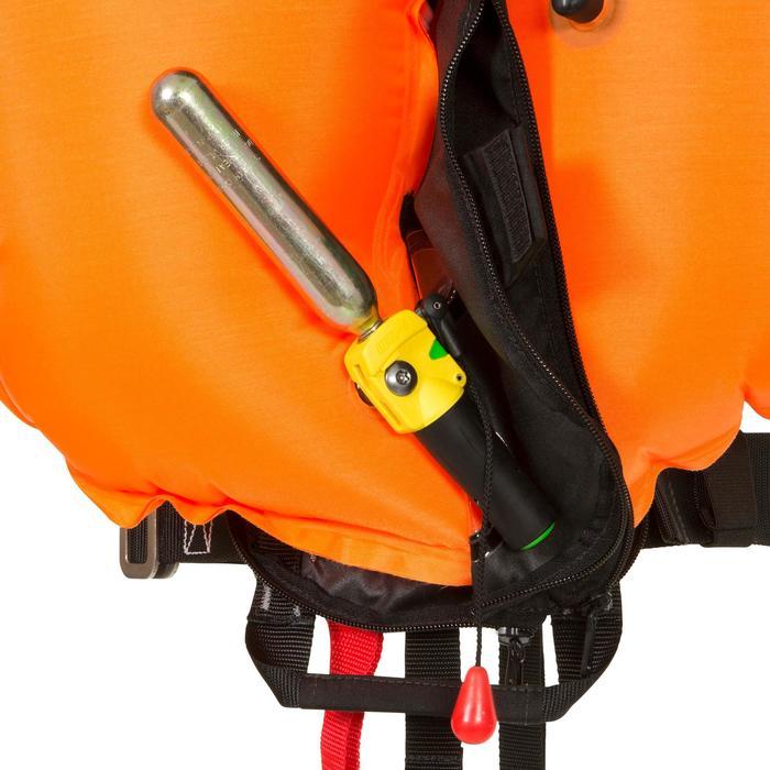 Gilet de sauvetage gonflable bateau adulte LJ150N AIR avec harnais - 554492