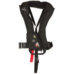 Opblaasbaar reddingsvest voor volwassenen LJ150N Air met harnas